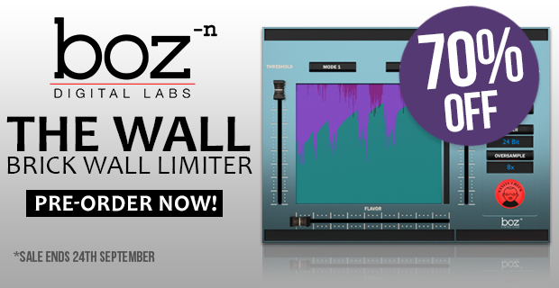 620x320 boz thewall preorder 70 pluginboutique