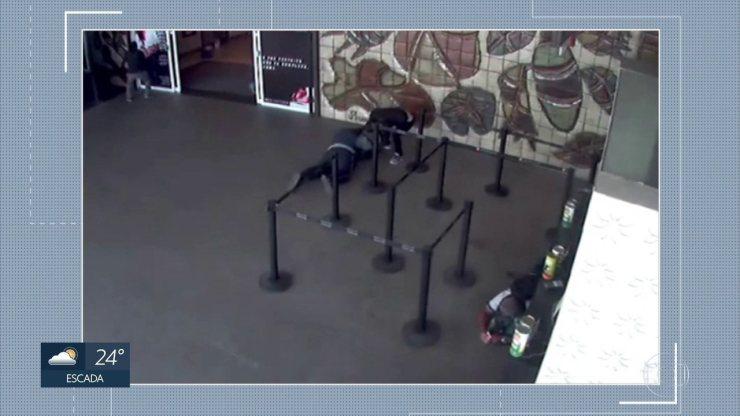 Participante de assalto a carro-forte em shopping é encontrado em apartamento de R$ 2 mi