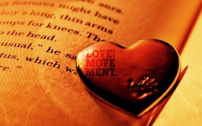 Love Heart Desktop Background - Wallpaper, High Definition, High Quality, Widescreen