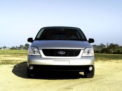 FORD Freestar specs & photos - 2003, 2004, 2005, 2006, 2007 - autoevolution