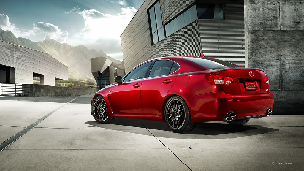 LEXUS IS F (2013 - Present) ...  T