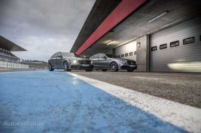 2016 Mercedes-AMG C63 and C63 S HD Wallpapers, the European Muscle Car - autoevolution