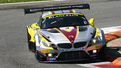 BMW Z4 GT3 Is Ready for the 24-hour Race at Spa-Francorchamps - autoevolution