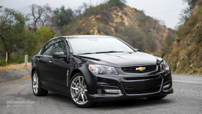Chevrolet SS HD Wallpapers - autoevolution