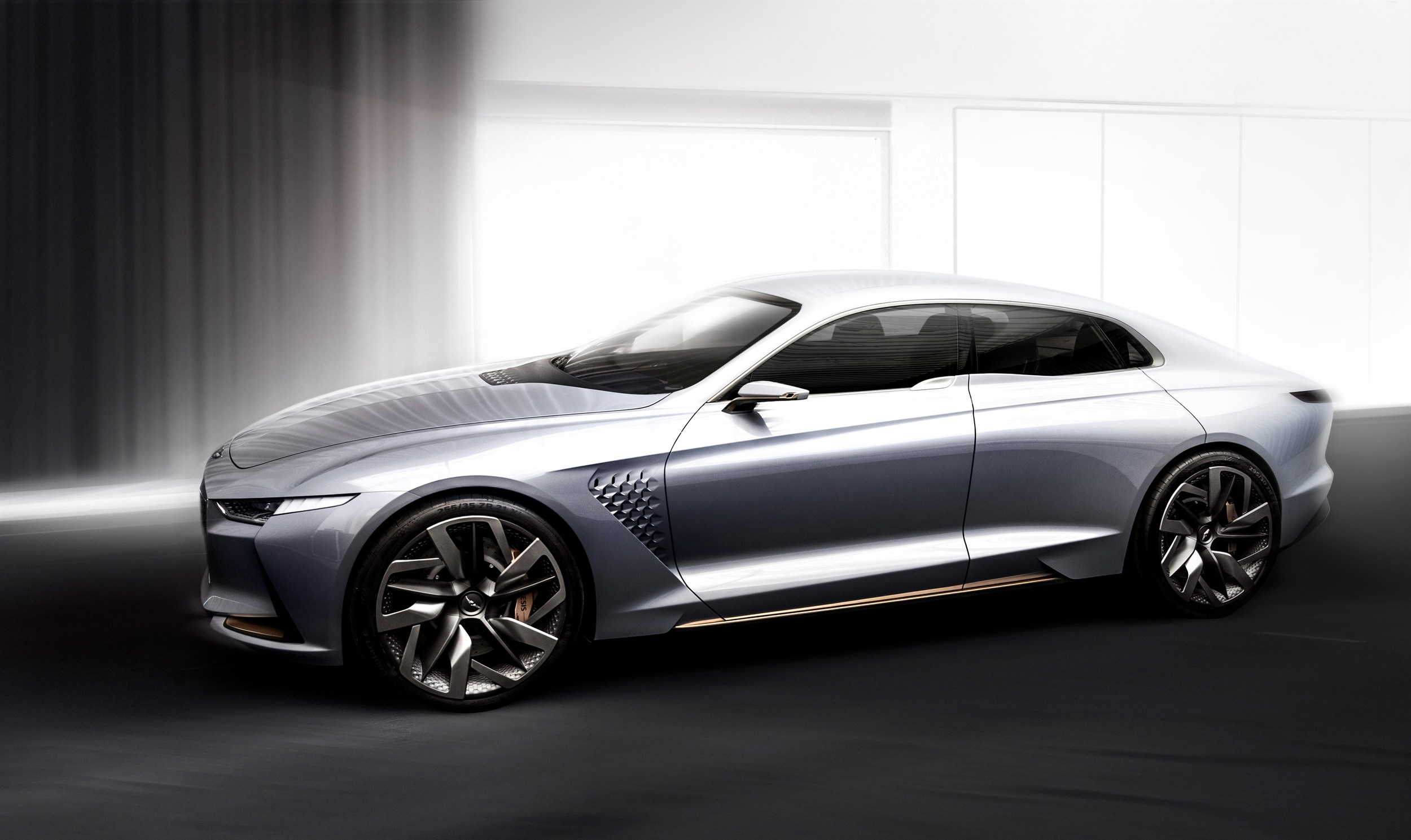 Genesis New York Concept (preview For The 2018 G70) ...  L