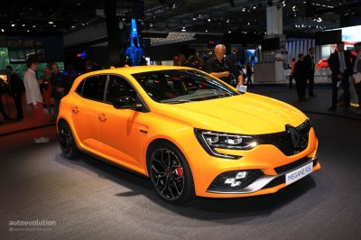 2018 Megane RS 3-Door Rendering Feels Ridiculous - autoevolution