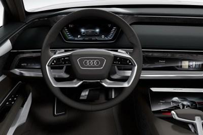 2018 Audi A8 Could Bring a New Interior Concept - autoevolution