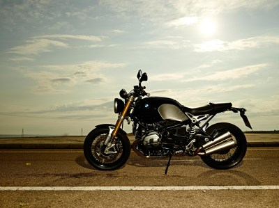 BMW R nineT Is Motorcycle XXX - autoevolution