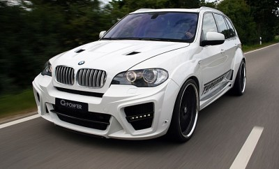 G-POWER Announced The World's Strongest BMW SUV - autoevolution