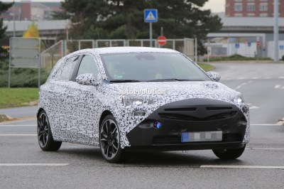 New 2018 Opel Corsa Spied Hiding Its Upmarket Design Details - autoevolution