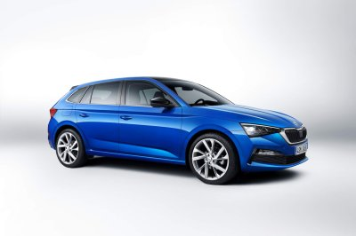 Skoda Scala Unveiled as Bold Understatement With Modern Compact Car Tech - autoevolution