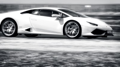 The Lamborghini Huracan Like You'Ve Never Seen It Before: HD Wallpapers - autoevolution