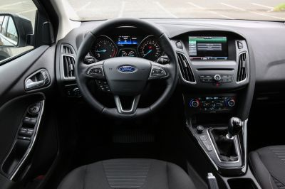 2015 FORD Focus Facelift Review - autoevolution
