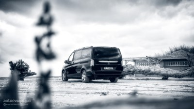 2015 Mercedes-Benz V-Class Like You'Ve Never Seen It Before: HD Wallpapers - autoevolution