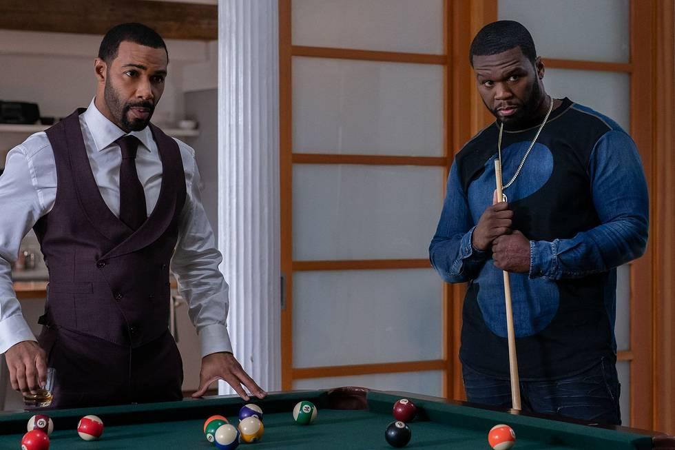 Power  Season 5 Spoilers  Episode 3 Synopsis Released  Promo Video     Ghost  Omari Hardwick  and Kanan  Curtis    50 Cent    Jackson  believe they  have nothing to worry about on    Power    Season 5  episode 3  Photo  Starz