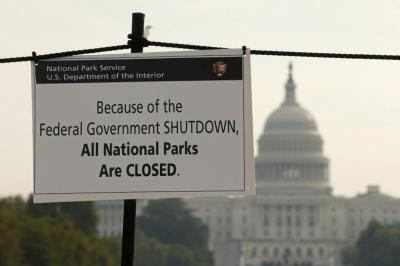 Government Shutdown 2013 By The Numbers: How It's Affecting The Travel Industry