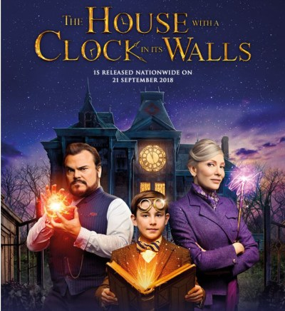 "Child's play in ""The House with a Clock in Its Walls"" – Stabroek News"