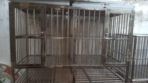 Q3 - Cần thanh lý 1 số chuồng dành cho chó Husky,Rottweiler.vv - 2