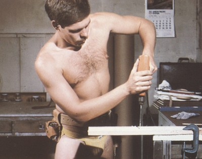 gay horny carpenter