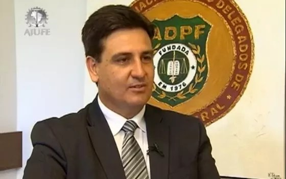 Fernando Segóvia, o novo diretor-geral da PF (Foto: Reprodução)