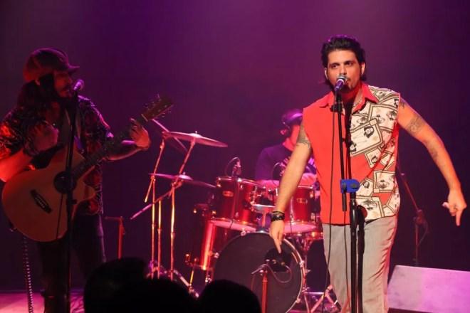 Marcus Menna celebra seu retorno aos palcos (Foto: Roberto Wertman/Divulgação)