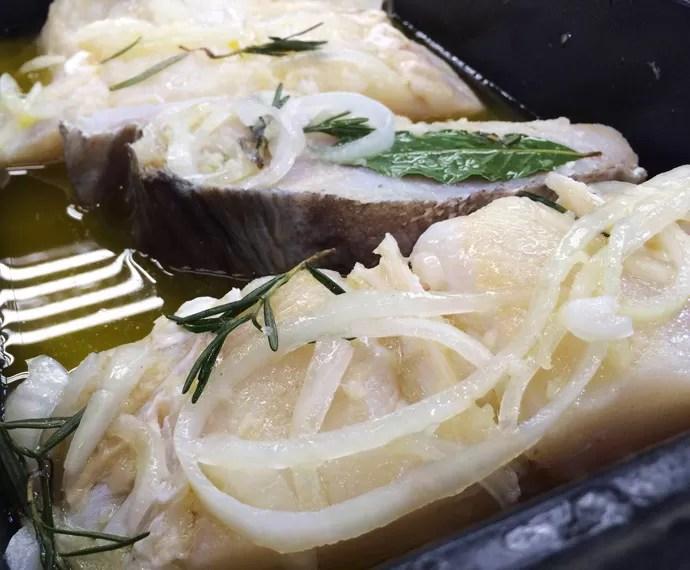 Bacalhau com Azeite de Páscoa