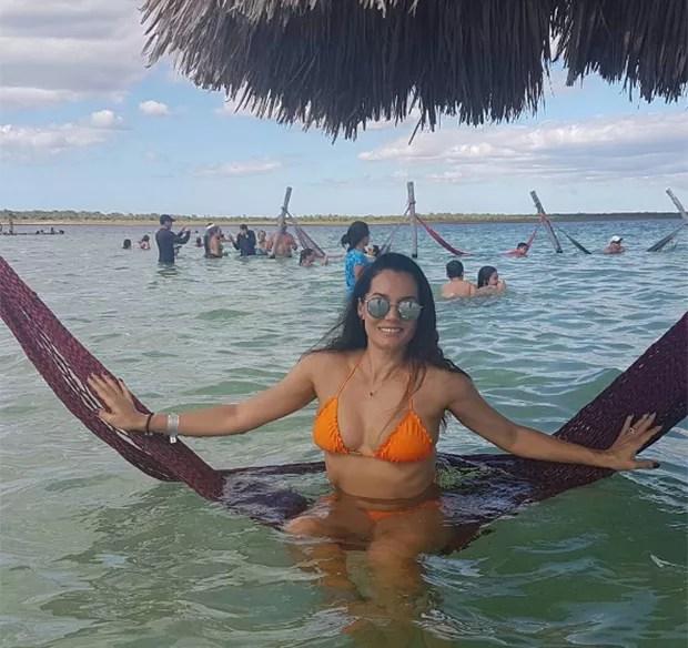 Mônica Carvalho (Foto: Reprodução/ Instagram)