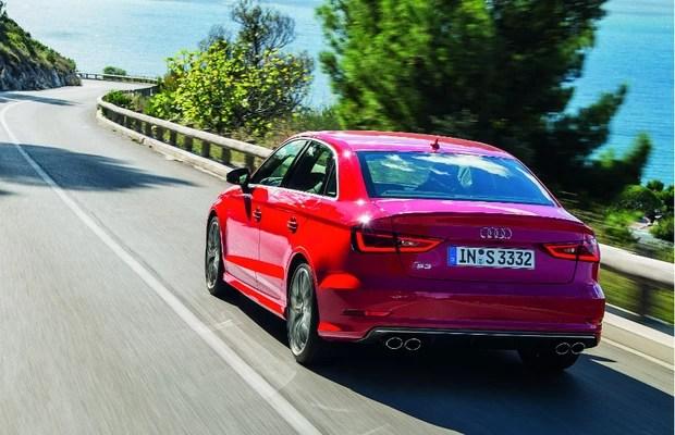 Audi S3 Sedan (Foto: Divulgação)