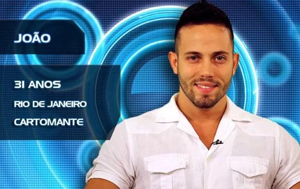 João (Foto: TV Globo)