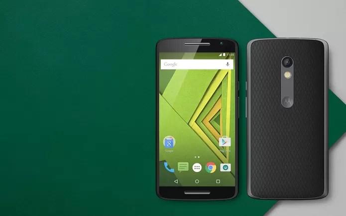 Moto X Play é uma opção com melhor custo-benefício do que Moto G Turbo (Foto: Divulgação/Motorola)  Moto G Turbo ou Moto G 3: as diferenças entre os celulares da Motorola moto x play 1