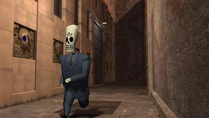 Grim Fandango ganhou nova versão com gráficos e som aprimorados (Foto: Divulgação/Double Fine)