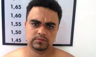 Homem preso em Mongaguá é suspeito de participar de morte de PMs (Foto: Divulgação/Polícia Civil)