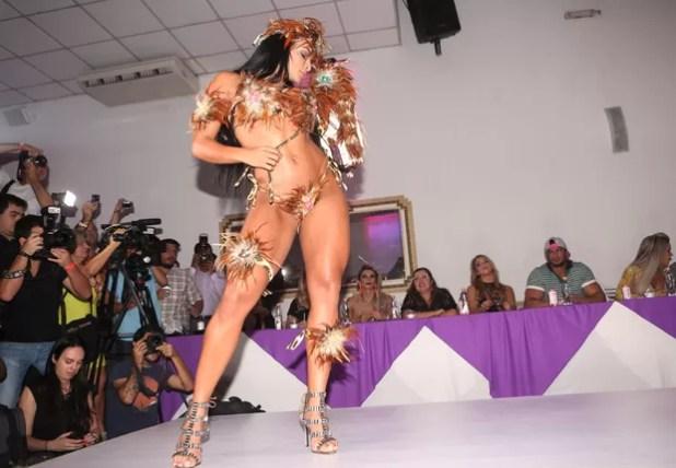 Debora Dantas - Paraiba (Foto: Iwi Onodera/EGO)