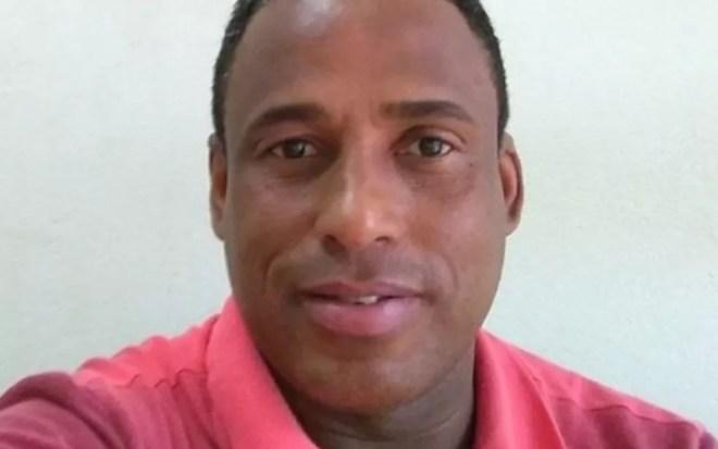 Valcione foi morto com golpes de barra de ferro em  Campinorte (Foto: Polícia Civil/ Divulgação)