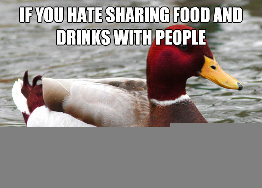 Can I Get Herpes From Sharing Food With Someone? 2
