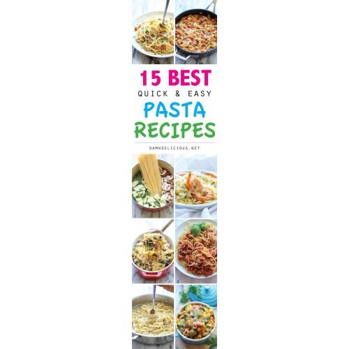 Medium Crop Of Best Pasta Recipes