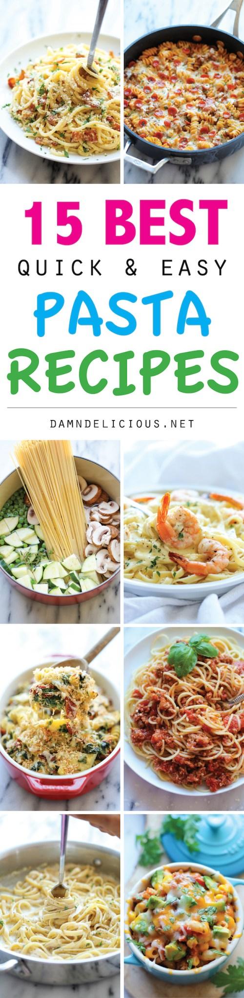 Medium Of Best Pasta Recipes