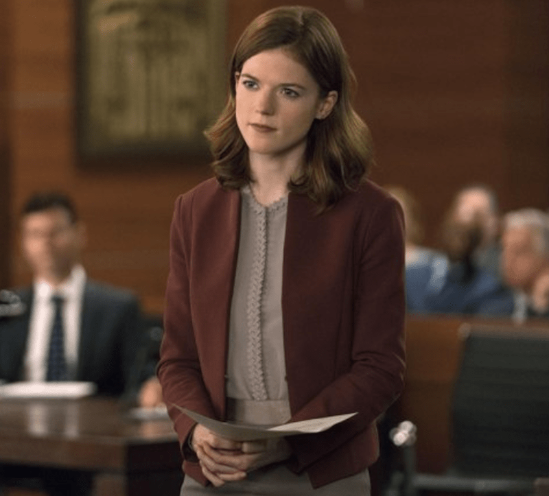 Who Is Rose Leslie  5 Facts About the  Game of Thrones  Actress 3 Rose Leslie keeps adding onto her resume of Movies and TV Shows