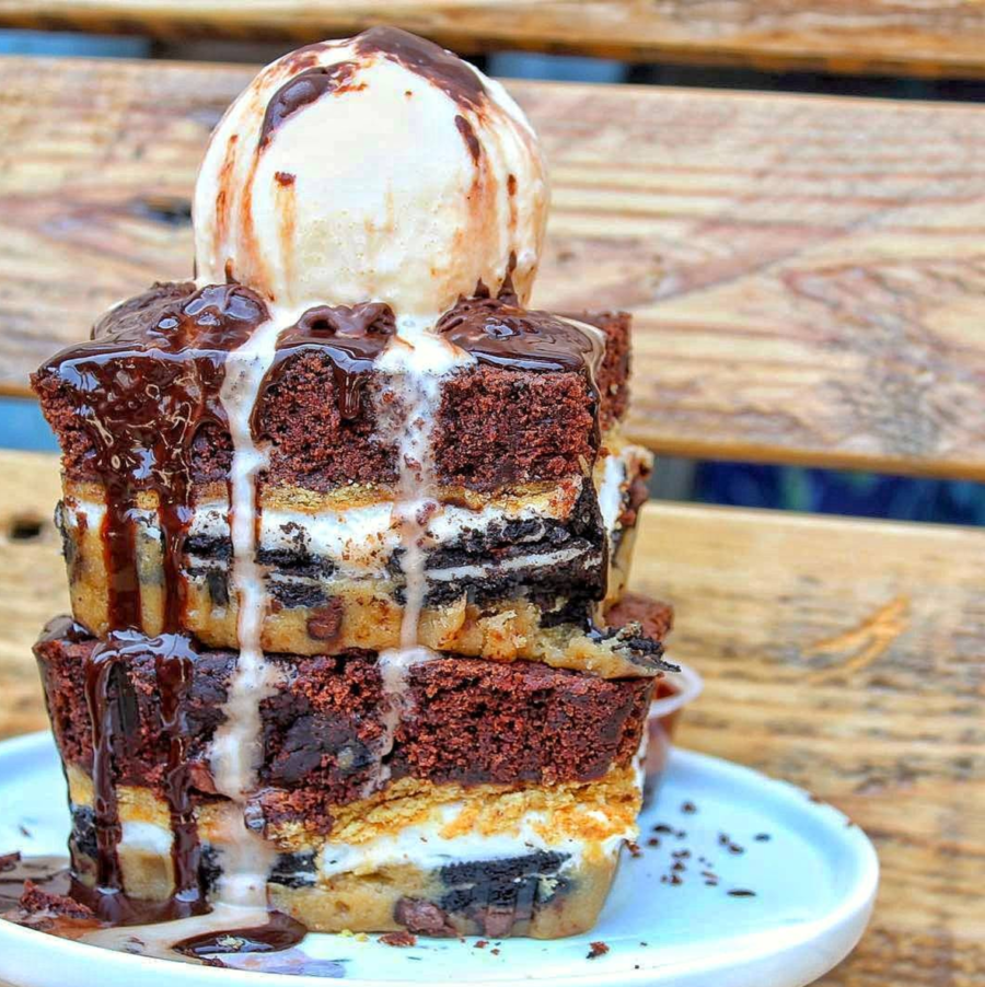 Bodacious Entity Shares A Slutty Brownie Recipe Where To Find Slutty Brownie Box Mix Slutty Brownies Recipes Cookie Dough Premade How To Make Your Own At Home Slutty Brownies Recipe nice food Slutty Brownies Recipe
