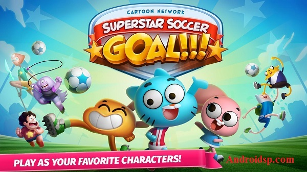Tải game CN Superstar Soccer Goal