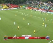 Video: Lithuania vs Slovenia