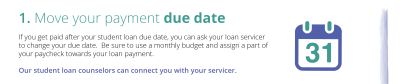 Tips If You Can't Afford Your Student Loan Payment ...