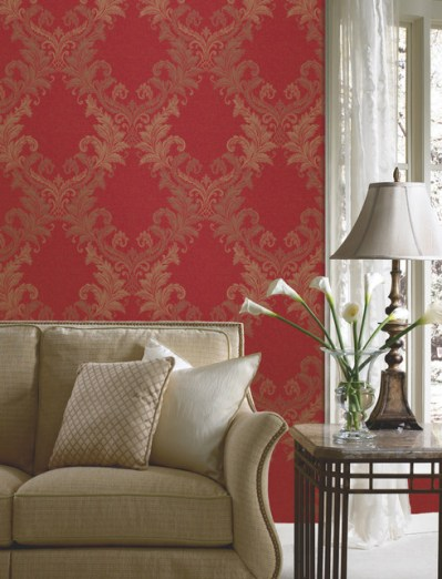How To Pull Off Red Walls For Chinese New Year