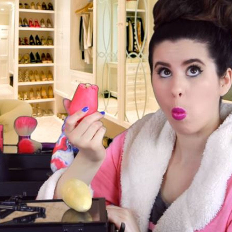 Quando il make up…Si mangia! La Svolta Beauty del Cake Design