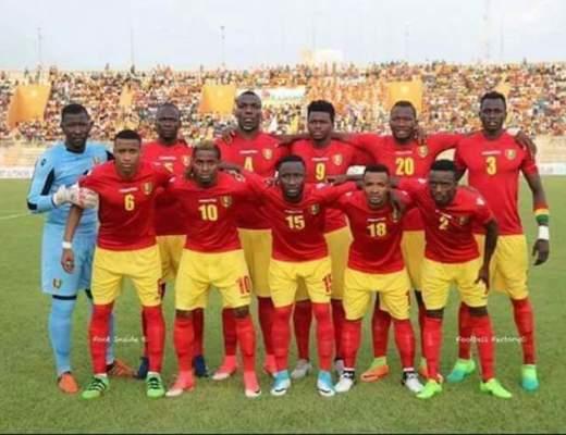 Image result for Guinée de naby keita CAN 2019