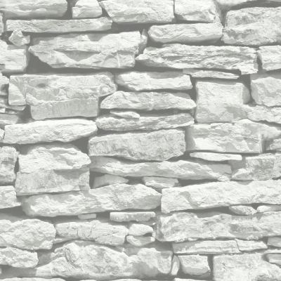 SLATE STONE WALL EFFECT WALLPAPERS – MODERN FEATURE WALL - GREY BLACK NATURAL | eBay