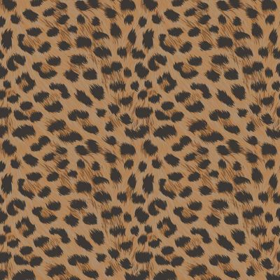 LEOPARD PRINT WALLPAPER – ANIMAL PRINT FINE DECOR PURPLE GOLD BROWN WHITE LILAC | eBay