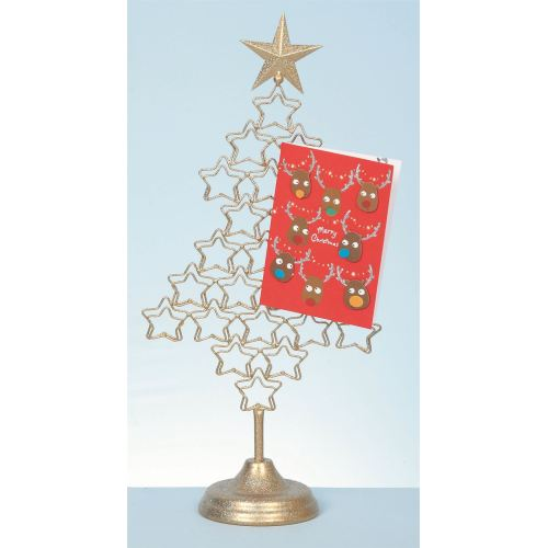 Medium Crop Of Christmas Card Holder