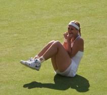 Sabine Lisicki Wimbledon Semi Finals