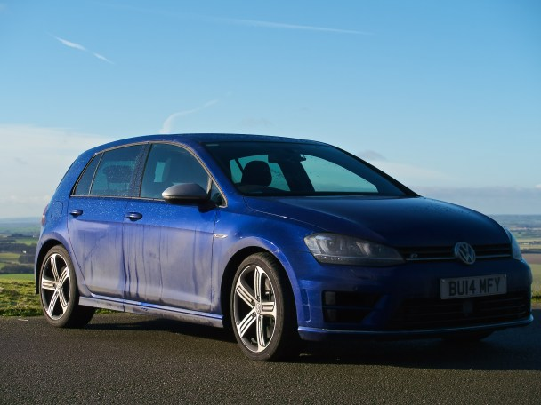 VW Golf R - DS FA